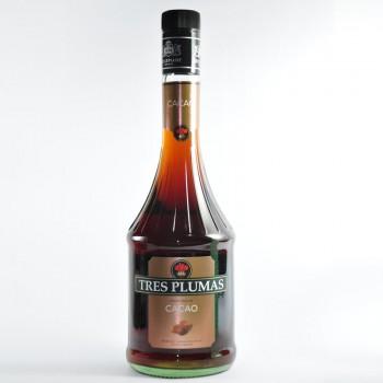 TRES PLUMAS CACAO  24GR   750ML