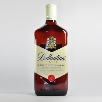 BALLANTINES FINEST 1 LT. 40(alc)
