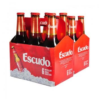 ESCUDO 355 CC DESCH.- X PACK DE 12