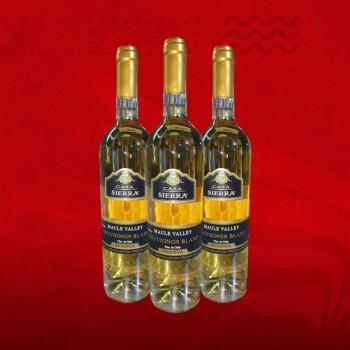 Vino Casa Sierra Sauvignon Blanc - Pack de 3